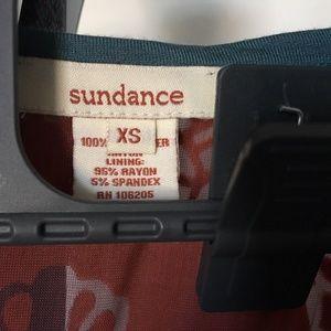 Sundance Tops - Sundance Velvet Shirt